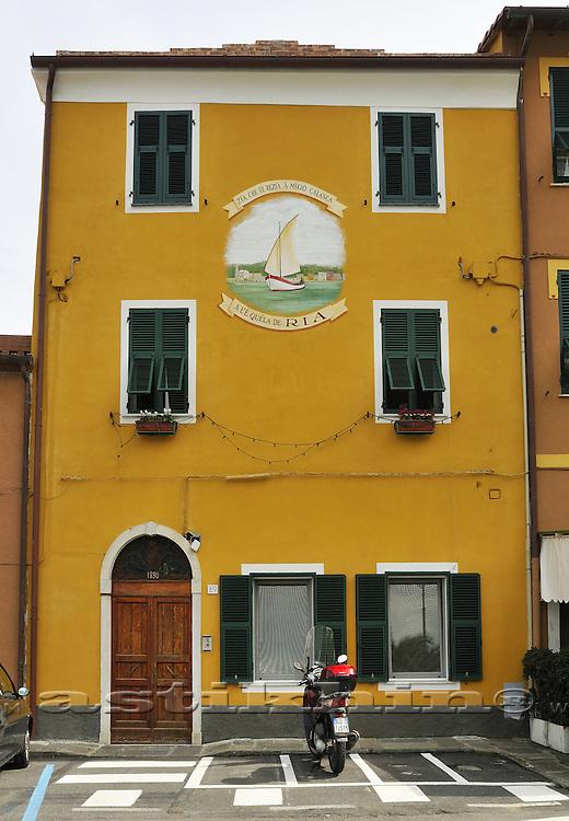Le Grazie, Via Liberta 59, Liguria Italy