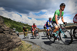 July 21, 2018 - Mende, FRANCE - Slovak Peter Sagan of Bora-Hansgrohe pictured in action during the 14th stage in the 105th edition of the Tour de France cycling race, from Saint-Paul-Trois-Chateaux to Mende (188km), France, Saturday 21 July 2018. This year's Tour de France takes place from July 7th to July 29th. BELGA PHOTO DAVID STOCKMAN (Credit Image: © David Stockman/Belga via ZUMA Press)