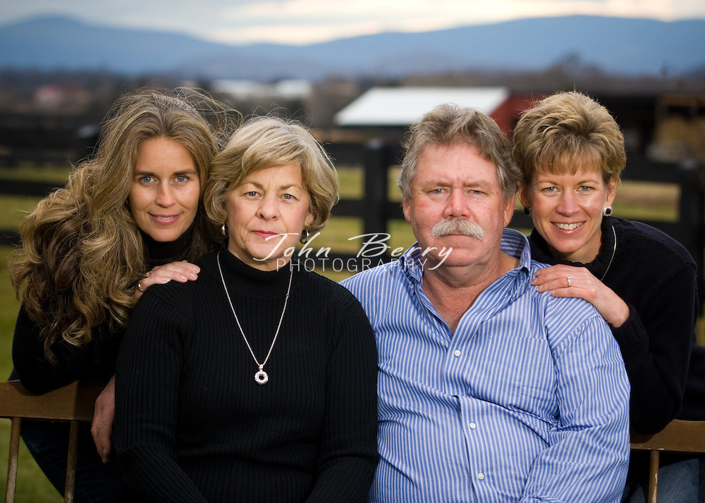 Hawkins Family.12/27/2007.