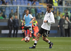 March 19, 2017 - Genoa, Italy - Miralem Pjanic during warm up Serie A match between Sampdoria v Juventus, in Genova, on March 19, 2017  (Credit Image: © Loris Roselli/NurPhoto via ZUMA Press)