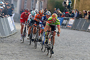 BELGIUM / NOKERE / CYCLING / WIELRENNEN / CYCLISME / 71TH NOKERE KOERSE / DEINZE TO NOKERE / NOKERE BERG / DANILITH CLASSIC ME 1.HC / BOUCHER DAVID (CRELAN-VASTGOEDSERVICE)