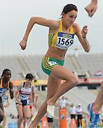 2012 IAAF World Junior Championships, Barcelona