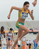 IAAF WJC Day 1 Tuesday 10 July