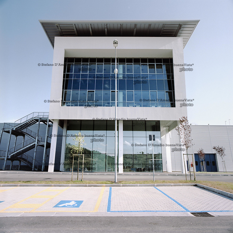 Laboratorio Thales Alenia Space<br /> <br /> Lab Thales Alenia Space