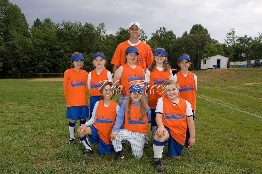 Softball .Team & Individual Photos .May 19, 2006