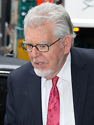 ROLF HARRIS CHARGED WITH CHILD SEX ASSAULT OFFENCES. Veteran entertainer Rolf Harris enters Southwark Crown Court in London, where he faces charges of alleged indecent assaults on under-age girls. Southwark Crown Court, London, United Kingdom. Wednesday, 28th May 2014. Picture by Daniel Leal-Olivas / i-Images