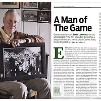 Former Cypress Point Golf Club pro Jim Langley wrote a first person account for Sports Illustrated's US Open Preview Issue.