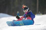Alexa M Snowboarding