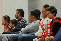 Bristol City's Dave Richards - Photo mandatory by-line: Dougie Allward/JMP - Mobile: 07966 386802 - 13/03/2015 - SPORT - Basketball - Bristol - SGS Wise Campus - Bristol Flyers v Leicester Riders - British Basketball League