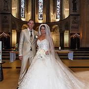 NLD/Nijmegen/20131108 - Huwelijk Sieneke Peters en Jan,