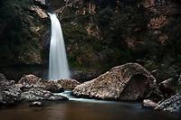 La Pajcha waterfall, Samaipata, Bolivia