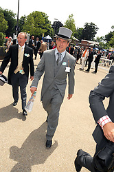 MICHAEL OWEN at the ist day of the 2008 Royal Ascot racing festival on 17th June 2008.<br /><br />NON EXCLUSIVE - WORLD RIGHTS