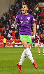 - Mandatory by-line: Robbie Stephenson/JMP - 30/03/2018 - FOOTBALL - Oakwell Stadium - Barnsley, England - Barnsley v Bristol City - Sky Bet Championship