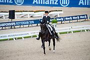Yulia Vinnitskaja - Samba Pa Ti<br /> FEI European Championships 2019<br /> © DigiShots