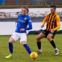 Cowdenbeath v Berwick Rangers | Scottish League Two | 27 January 2018