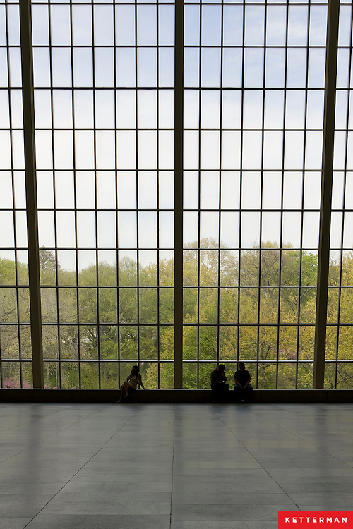 The Metropolitan Museum in New York City.