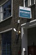 Photoshot, photo agency, Saffron Hill, London, England