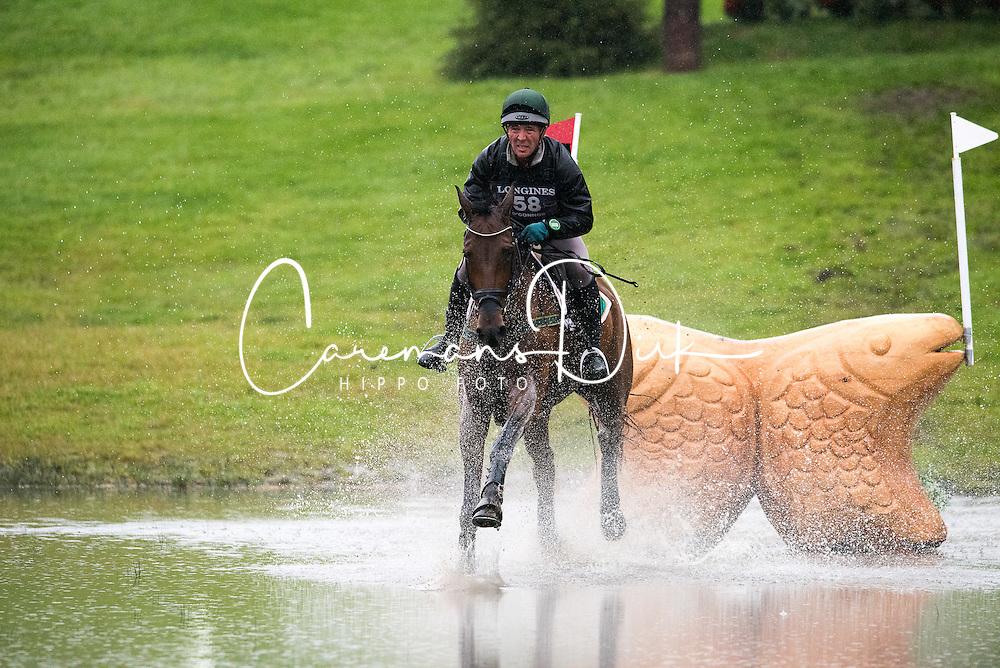 O'Connor Austin, (IRL), Balham Houdini<br /> Longines FEI European Eventing Chamionship 2015 <br /> Blair Castle<br /> © Hippo Foto - Jon Stroud