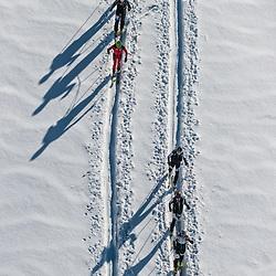 1. Mai 2014 PDG 2014<br /> Patrouille des Glacier 2014 Arolla<br /> Rennen 1