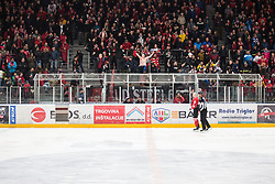 HEBAR Andrej during Alps League Ice Hockey match between HDD SIJ Jesenice and HK SZ Olimpija on December 20, 2019 in Ice Arena Podmezakla, Jesenice, Slovenia. Photo by Peter Podobnik / Sportida