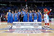 DESCRIZIONE : Pesaro Edison All Star Game 2012<br /> GIOCATORE : team nazionale<br /> CATEGORIA : premio coppa team<br /> SQUADRA : Italia Nazionale Maschile<br /> EVENTO : All Star Game 2012<br /> GARA : Italia All Star Team<br /> DATA : 11/03/2012 <br /> SPORT : Pallacanestro<br /> AUTORE : Agenzia Ciamillo-Castoria/C.De Massis<br /> Galleria : FIP Nazionali 2012<br /> Fotonotizia : Pesaro Edison All Star Game 2012<br /> Predefinita :