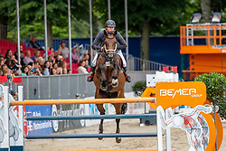 WERNKE Jan (GER), QUEEN MARY 10<br /> Münster - Turnier der Sieger 2019<br /> BRINKHOFF'S NO. 1 -  Preis<br /> CSI4* - Int. Jumping competition  (1.50 m) -<br /> 1. Qualifikation Grosse Tour <br /> Large Tour<br /> 02. August 2019<br /> © www.sportfotos-lafrentz.de/Stefan Lafrentz