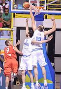 DESCRIZIONE : Qualificazioni EuroBasket 2015 Italia-Svizzera<br /> GIOCATORE : Marco Cusin<br /> CATEGORIA : nazionale maschile senior A <br /> GARA : Qualificazioni EuroBasket 2015 Italia-Svizzera<br /> DATA : 17/08/2014 <br /> AUTORE : Agenzia Ciamillo-Castoria