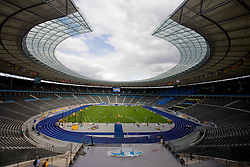 Olympia stadion  at 12th IAAF World Championships in Athletics Berlin 2009, on August 14, 2009, in Berlin, Germany. (Photo by Vid Ponikvar / Sportida)