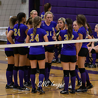 09-12-16 Berryville Jr. High vs. West Fork