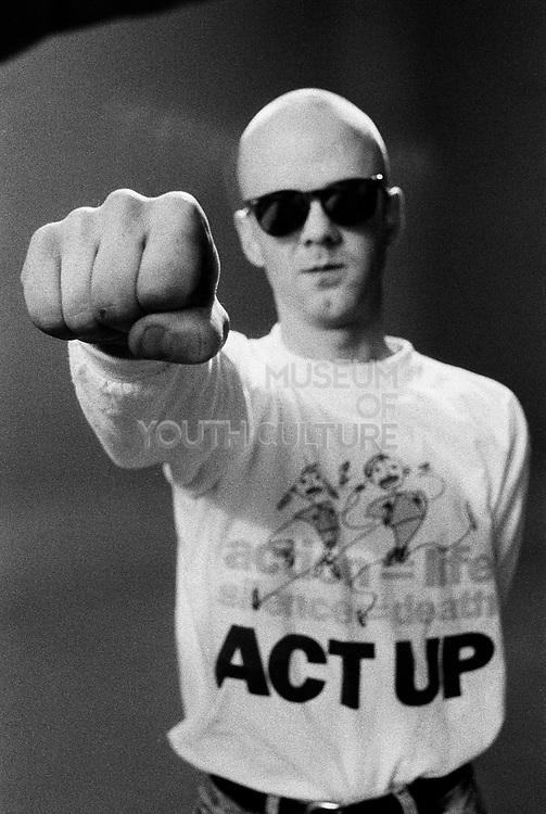 Jimmy Somerville, london 1989