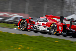 May 4, 2018 - Lexington, Ohio, United States of America - The Whelen Engineering Racing Cadillac DPI car races through the turns at the Acura Sports Car Challenge at Mid Ohio Sports Car Course in Lexington, Ohio. (Credit Image: © Walter G Arce Sr Asp Inc/ASP via ZUMA Wire)