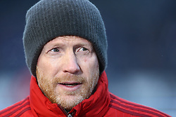 01.01.2000, Wildparkstadion, Karlsruhe, GER, Testspiel, Karlsruher SC vs FC Bayern Muenchen, im Bild Matthias Sammer (Sportdirektor FC Bayern Muenchen) // during a preperation Football Match between Karlsruher SC and FC Bayern Munich at the Wildparkstadion in Karlsruhe, Germany on 2000/01/01. EXPA Pictures © 2016, PhotoCredit: EXPA/ Eibner-Pressefoto/ Neis<br /> <br /> *****ATTENTION - OUT of GER*****