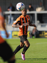 Mauro Vilhete, Barnet, Barnet v Eastleigh, Vanarama Conference, Saturday 4th October 2014