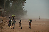 Travel - Ivory Coast Beach