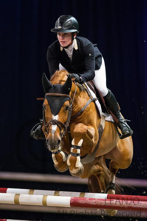 Rianne Nalis - Cendy Vdp<br /> Indoor Drachten 2017<br /> © DigiShots