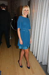 KIMBERLEY STEWART at a party to celebrate the launch of Amy Sacco's book 'Cocktails' held at Sanderson, 50 Berners Street, London W1 on 10th July 2006.<br /><br />NON EXCLUSIVE - WORLD RIGHTS