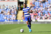Reading defender Jordan Obita (11)  during the EFL Sky Bet Championship match between Reading and Blackburn Rovers at the Madejski Stadium, Reading, England on 21 September 2019.