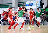 24-04-2018 Santander<br /> Federacion Cantabra Futbol <br /> campeonato espa&ntilde;a alevin futbol sala mixto<br /> <br /> Fotos: Juan Manuel Serrano Arce