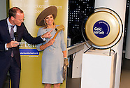 Koningin Máxima opent  het nieuwe Bezoekerscentrum van De Nederlandsc