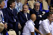 DESCRIZIONE : Cagliari Qualificazione Eurobasket 2015 Qualifying Round Eurobasket 2015 Italia Russia Italy Russia<br /> GIOCATORE : Gianni Giovanni Petrucci<br /> CATEGORIA : Vip<br /> EVENTO : Cagliari Qualificazione Eurobasket 2015 Qualifying Round Eurobasket 2015 Italia Russia Italy Russia<br /> GARA : Italia Russia Italy Russia<br /> DATA : 24/08/2014<br /> SPORT : Pallacanestro<br /> AUTORE : Agenzia Ciamillo-Castoria/Max.Ceretti<br /> Galleria: Fip Nazionali 2014<br /> Fotonotizia: Cagliari Qualificazione Eurobasket 2015 Qualifying Round Eurobasket 2015 Italia Russia Italy Russia<br /> Predefinita :