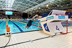 JORDAN Cortney USA at 2015 IPC Swimming World Championships -  Women's 50m Freestyle S7