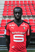 Cheikh M Bengue - 15.09.2015 - Photo officielle Rennes - Ligue 1 2015/2016<br /> Photo : Philippe Le Brech / Icon Sport