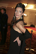 Michelle Gonzalez, Laurence Olivier Awards 2007. Grosvenor House Hotel. London. 8 February 2007.  -DO NOT ARCHIVE-© Copyright Photograph by Dafydd Jones. 248 Clapham Rd. London SW9 0PZ. Tel 0207 820 0771. www.dafjones.com.