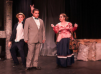 Hello Dolly dress rehearsal at Laconia High School.   Karen Bobotas for the Laconia Daily Sun