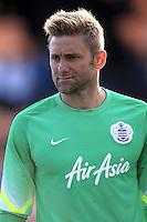 Queens Park Rangers goalkeeper Robert Green