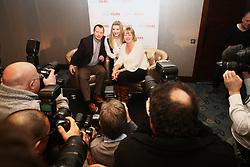 © Licensed to London News Pictures. 05/02/2013. London, UK. Rebecca Adlington announce her retirement and future plans . Photo credit : Michael Zemanek/LNP