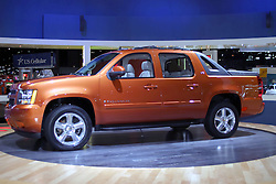 09 February 2006:  2007 Chevrolet Avalanche.....Chicago Automobile Trade Association, Chicago Auto Show, McCormick Place, Chicago IL