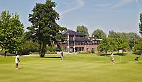 VIJFHUIZEN - Haarlemmermeersche Golf Club. Lynden Hole 9.COPYRIGHT KOEN SUYK