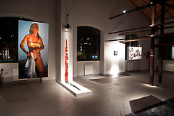 Nigredo - group exhibition at Ex Lavanderia - Rome - Piazza della Pietà - 15th october - 1st november 2009