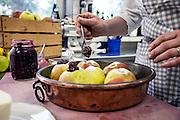 Locanda Alpina , val Di Non, chef Silvana Segna